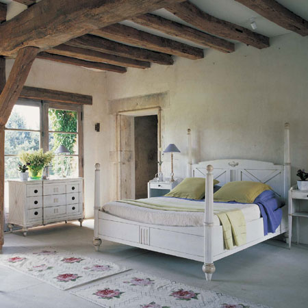 Copy of provence style bedroom rochebobois