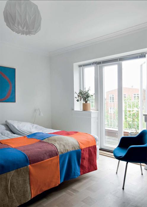 Blue boys bedroom ideas - Spalvoti Interjerai Inarch